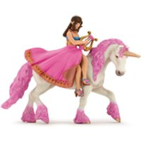 Papo Enchanted World: Princess with Lyre on Her Horse - Horse Gifts