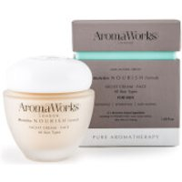 AromaWorks Mens Night Cream 50ml