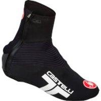 Castelli Narcisista 2 Overshoes - M - Black
