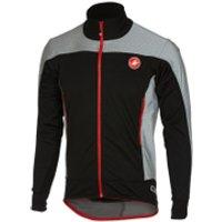 Castelli Mortirolo Reflex Jacket - Black - XXL - Black