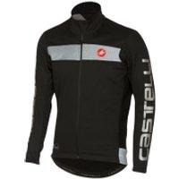 Castelli Raddopia Jacket - Black/Reflex - XXL - Black
