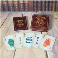 Harry Potter Playing Cards In A Tin (blue)