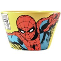 Marvel Spiderman Ceramic Bowl in Gift Box - Spiderman Gifts
