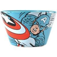 Marvel Captain America Ceramic Bowl in Gift Box - Marvel Gifts