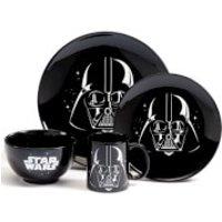 Star Wars Logo 4 Piece Ceramic Dinner Set - Star Wars Gifts