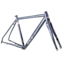 Kinesis Racelight 4S Disc Frameset - Grey/Purple - Grey/Purple - 60cm
