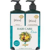 Akin Rosemary Shampoo & Avocado & Calendula Conditioner Duo 500ml