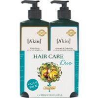 Akin Ylang Ylang Shampoo & Avocado & Calendula Conditioner Duo 500ml