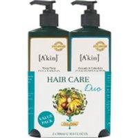 Akin Ylang Ylang Shampoo & Avocado & Calendula Conditioner Duo 500ml