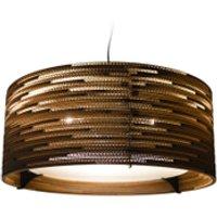 Graypants Drum Pendant Lamp - 24 Inch