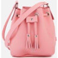 Grafea Womens Mini Bucket Bag - Pink