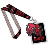 Deadpool Pop! Lanyard - Deadpool Gifts