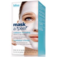 bliss Mask a-Peel Radiance Revealing Rubberising Mask