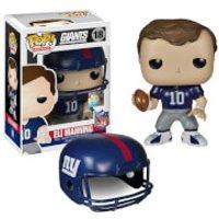 NFL Eli Manning Wave 1 Pop! Vinyl Figure - Nfl Gifts