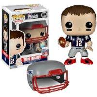 NFL Tom Brady Wave 1 Pop! Vinyl Figure - Nfl Gifts