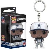 NFL Dez Bryant Pocket Pop! Vinyl Key Chain