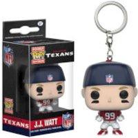 NFL J.J. Watt Pocket Pop! Vinyl Key Chain - Nfl Gifts