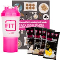 4 IdealLean Protein Packs + IdealFit Shaker Bottle + Protein Recipe Ebook Bundle - Child