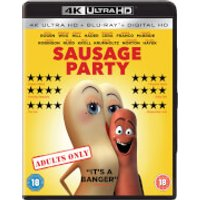 Sausage Party (2 Disc BD & UHD)