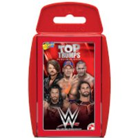 Top Trumps Card Game - WWE Edition