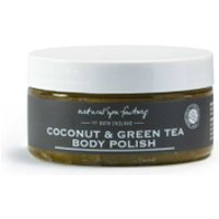 Natural Spa Factory Green Tea and Coconut Oil Body Polish