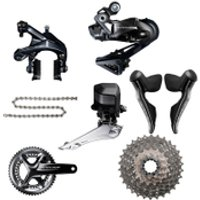 Shimano Dura Ace R9150 Di2 11 Speed Groupset - 172.5mm-11/28-34/50