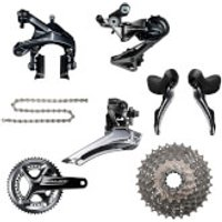 Shimano Dura Ace R9100 11 Speed Groupset - 172.5mm-11/28-34/50