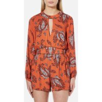 MINKPINK Womens Spice of Life Playsuit - Multi - M