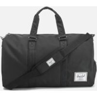 Herschel Supply Co. Mens Novel Duffle Weekend Bag - Black