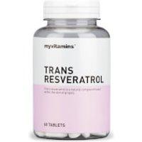 Trans Resveratrol - 3 Months (180 Tablets)