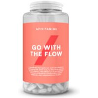 Go With The Flow Tablets - Heart Health Multivitamin - 180Tablets