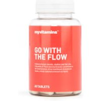 Go With The Flow - 3 Months (180 Tablets)