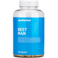 Best Man - 1 Month (60 Tablets)