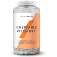 Myvitamins Chewable Vitamin C - 60tablets