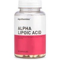 Alpha Lipoic Acid - 1 Month (30 Capsules)