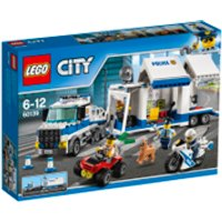LEGO City: Mobile Command Center (60139) - Mobile Gifts