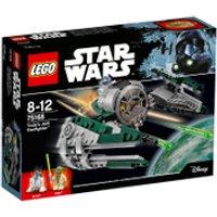 LEGO Star Wars: Yodas Jedi Starfighter (75168)