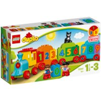 LEGO DUPLO: Number Train (10847) - Duplo Gifts