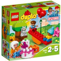 LEGO DUPLO: Birthday Party (10832) - Duplo Gifts