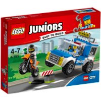 LEGO Juniors: Police Truck Chase (10735) - Police Gifts