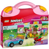 LEGO Juniors: Mia's Farm Suitcase (10746) - Farm Gifts
