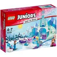 LEGO Juniors: Anna & Elsas Frozen Playground (10736)