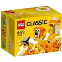 LEGO Classic: Orange Creativity Box (10709) - Creativity Gifts