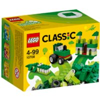LEGO Classic: Green Creativity Box (10708) - Creativity Gifts