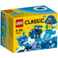 LEGO Classic: Blue Creativity Box (10706) - Creativity Gifts