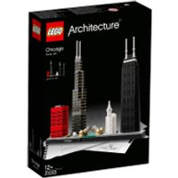 LEGO Architecture: Chicago (21033) - Architecture Gifts