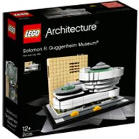 LEGO Architecture: Solomon R. Guggenheim Museum (21035) - Architecture Gifts
