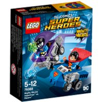 LEGO Superheroes Mighty Micros: Superman vs. Bizarro (76068)