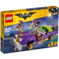 LEGO Batman: The Joker Notorious Lowrider (70906)