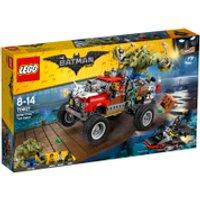 LEGO Batman: Killer Croc Tail-Gator (70907) - Dc Comics Gifts